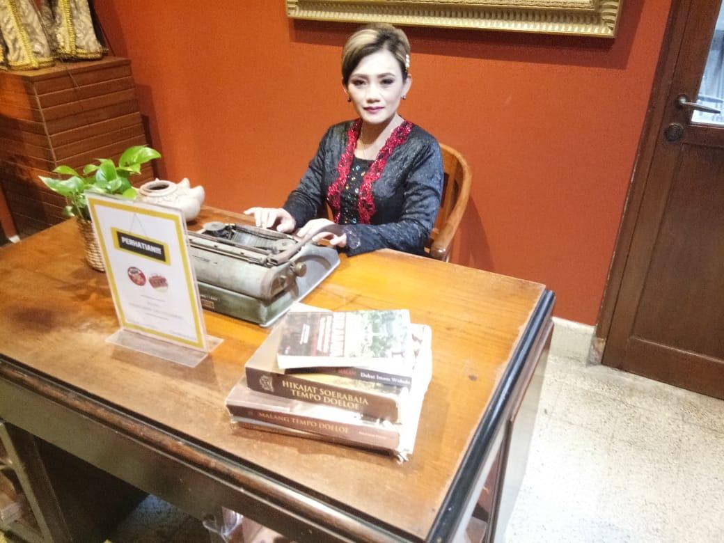Pegiat Literasi, Diana Amaliyah Resmi Dilantik Jadi Anggota DPRD Jatim Periode 2019 – 2024