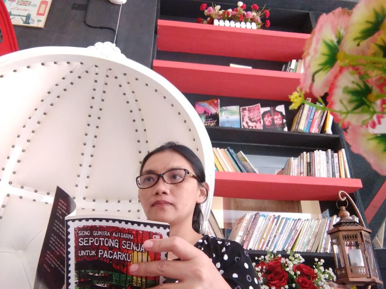 Pegiat Literasi Itu Jadi Anggota DPRD Jatim 2019-2024
