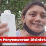 Panduan Penyemprotan Disinfektan