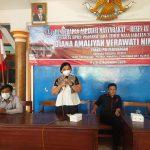 Reses Anggota DPRD Diana Serap Aspirasi Masyarakat Bandar